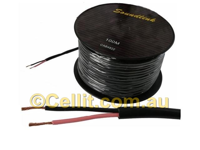 QUALITY HIGH GRADE HIGH CURRENT TWISTED PAIR TWIN CABLE