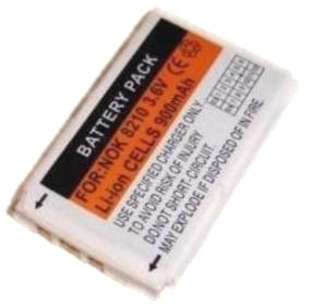 BLB-2 BATTERY FOR NOKIA MOBILE PHONES. 8210 8250 ETC.