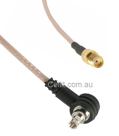 ANTENNA-AERIAL SMA PATCH LEAD, PIG TAIL FOR TELSTRA & ZTE MODEMS