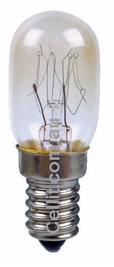 MICROWAVE OVEN LIGHT BULB/GLOBE. E14mm ES14 LAMP OEM PANASONIC