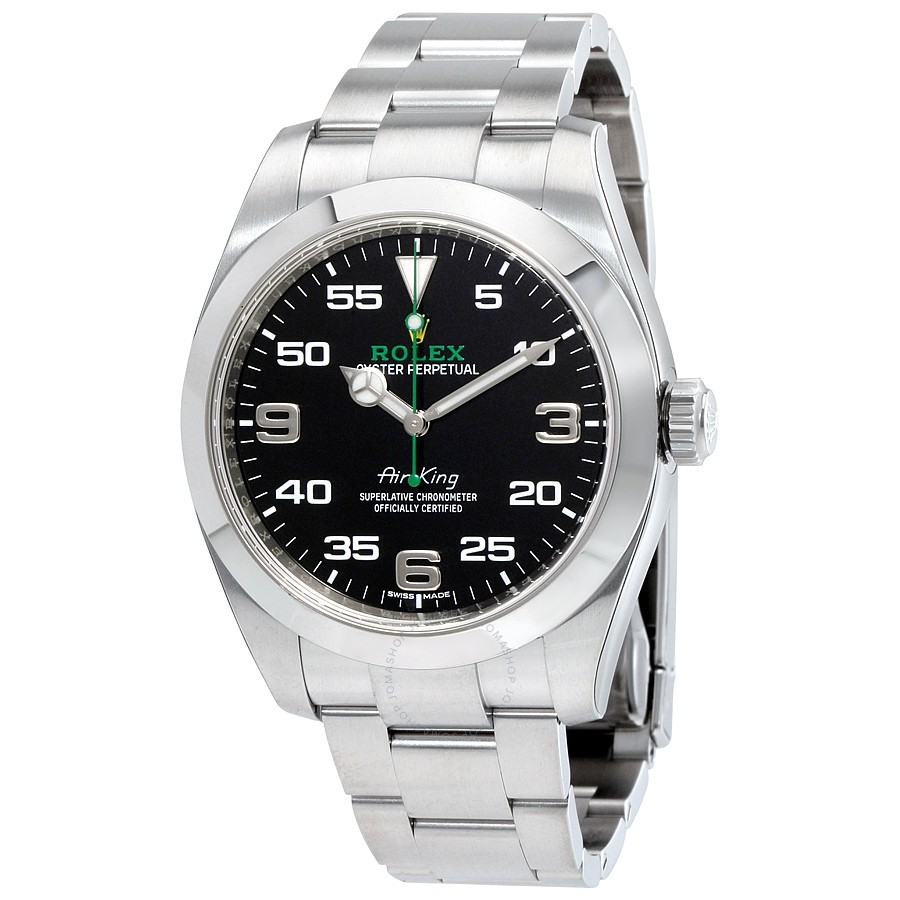 ROLEX AIR-KING - 116900 GENTS WRISTWATCH