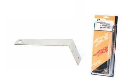 WALL MOUNTING BRACKET L. 250mm. FOR ANTENNA ETC