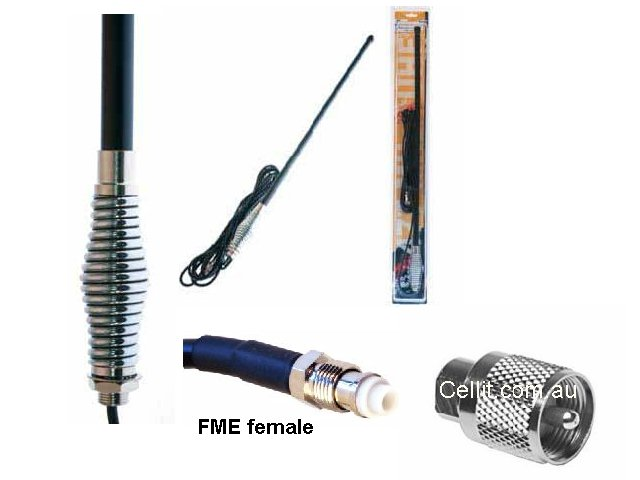 Antennas : Cellit AUS, Parts and Accessories