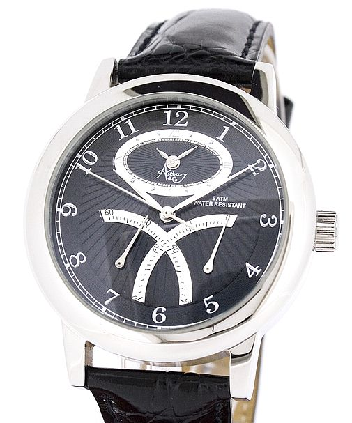 ASTBURY & Co. RETRO AUTOMATIC GENTS WRIST WATCH - THE LANCASTER.