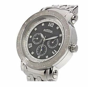 IT'S BIG, HEAVY & SHOUTS STYLE! - IT'S A FREEZE WATCH
